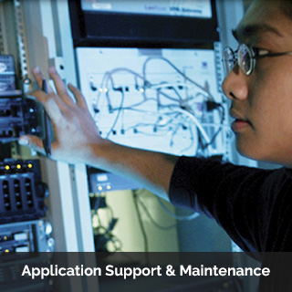 Application Support & Maintenance